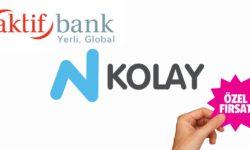 Aktif Bank'dan Kredi Notu Düşüklere Tanışma Kredisi Fırsatı