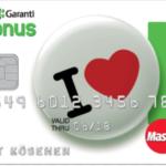Bedava Alışveriş İçin Garanti Bankası Bonus Kredi Kartı Başvurusu