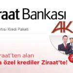 Ziraat Bankası Çalışanın Artısı Kredi Paketi Kefil Yok Teminat Yok