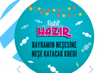 Günde 10 TL Ödeyerek 10.000 TL Ramazan Bayramı Krediniz Odeabank'ta